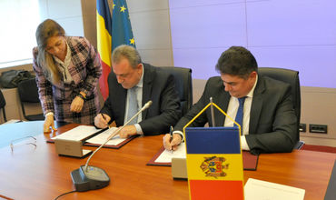 Transgaz, din România, își deschide reprezentanță în R.Moldova.