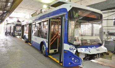 В Кишиневе появятся новые троллейбусы на автономном ходу.