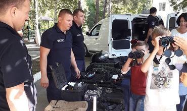 Пограничная полиция открыла двери для тех, кто заинтересован узнать о ее деятельности