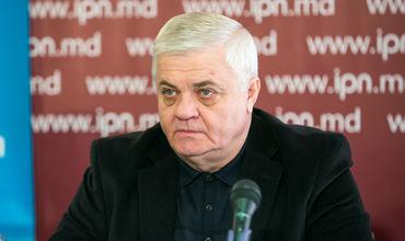 Политолог Анатол Цэрану.