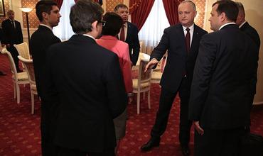 Президент Молдавии уверен: парламентские партии договорятся о коалиции