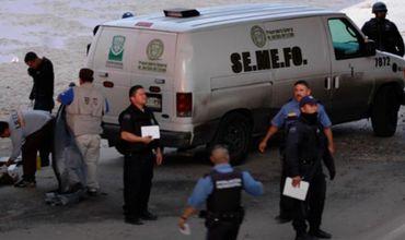 При перестрелке в Мексике погибли 24 человека.