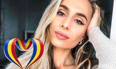 Блогер Родика Русу известна своим сайтом о моде, воспитании детей и красоте.
