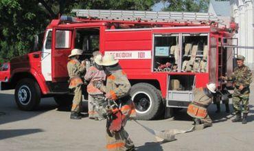 В Слободзее старушка осталась без крова над головой из-за пожара