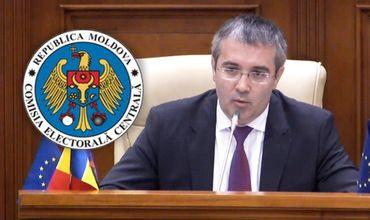 Сырбу защищает «независимость» ЦИК.
