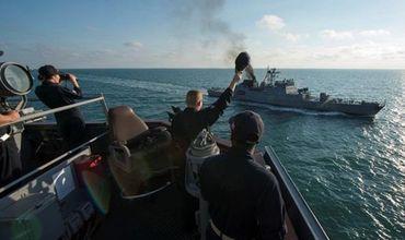 Учения Sea Breeze в 2019 году при участии США пройдут в северо-западной части Черного моря.