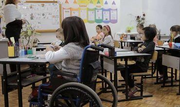 В общеобразовательных учреждениях Молдовы обучаются 9 952 ребенка с особыми потребностями.
