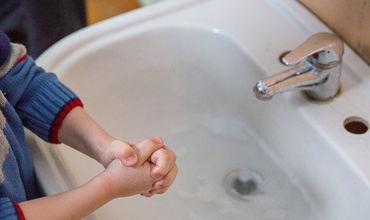 В некоторых столичных детских садах наблюдается дефицит гигиенических средств.