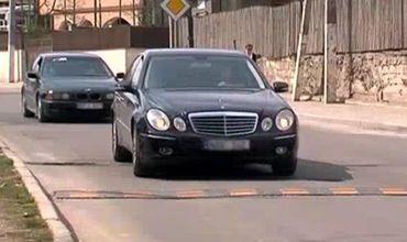 На улицах Дурлешт установили ограничители скорости.