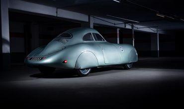 Sotheby's выставил на торги первый автомобиль Porsche Type 64 за $20 млн.