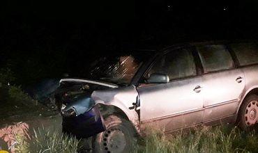 В Рышканах пьяный водитель спровоцировал ДТП с 4 пострадавшими.