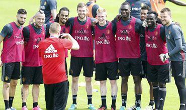 В следующем матче сборная Бельгии 22 июня в Ницце сыграет с командой Швеции.