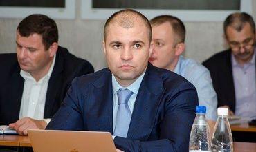 Вице-председатель Демократической партии Владимир Чеботарь.