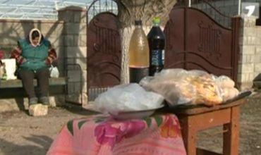 Жители сел Каушанского района распродают имущество, чтобы прокормить детей.