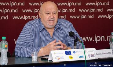 Председатель ассоциации малого бизнеса Еуджен Рошковану.
