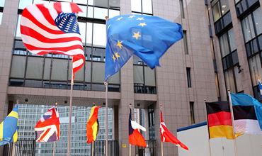 Foreign Policy:  Европа обсуждает способы свести на нет гегемонию доллара из-за недовольства санкционной политикой Вашингтона.