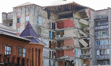Снос поврежденного дома в Атаках обойдется госбюджету в 2 млн леев