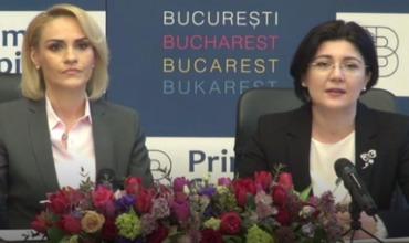 Сильвия Раду договорилась с мэром Бухареста  о запуске проектов
