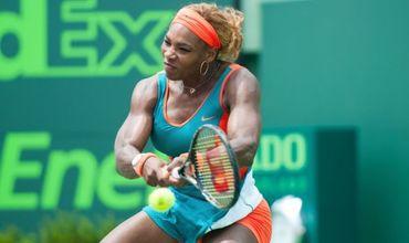Серена Уильямс покидает первую строчку рейтинга WTA.