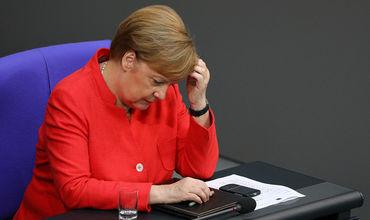 Врачи рассказали об опасности недомогания Меркель.