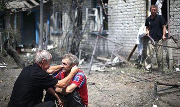 На Донбассе жертв среди мирного населения стало вдвое меньше - ОБСЕ.