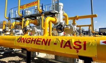 Transgaz объявил о начале работ на всех участках трубопровода Унгены-Кишинев.