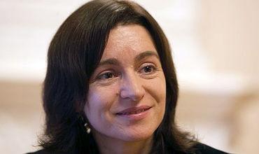 Санду: Путин уважает сильных людей, надеюсь, мы выстроим хорошие отношения