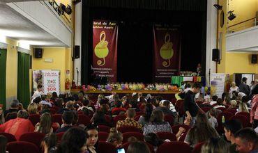 """Партия """"Шор"""" оказала поддержку в рамках фестиваля «Золотое Яблоко» в Торино."""