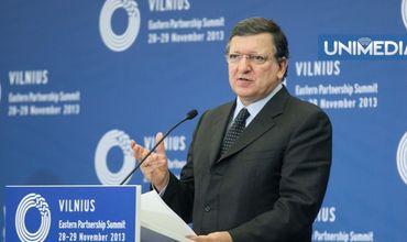 Fostul președinte al Comisiei Europene José Manuel Barroso vine la Chișinău. Foto: UNIMEDIA