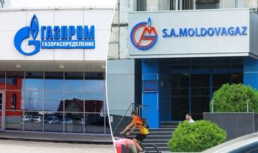 «Газпром» хочет взыскать с «Молдовагаз» задолженность в размере $476 млн.