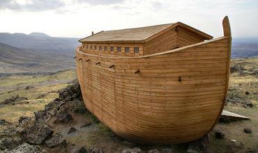 В Израиле найдены античные изображения Ноева Ковчега