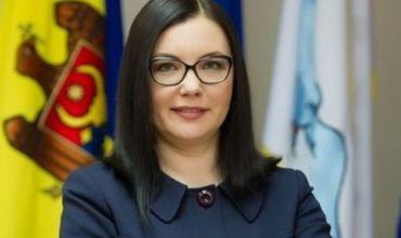 Ээкс-председатель ЦИК Алина Руссу.