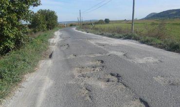 Amenzi de până la 75 de mii de lei pentru repararea necalitativă a drumurilor.