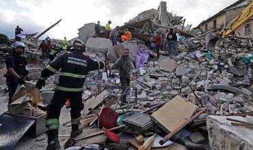 Число жертв землетрясения в Италии достигло 120.
