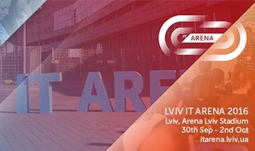 LVIV IT Arena 2016 – navigating the future!