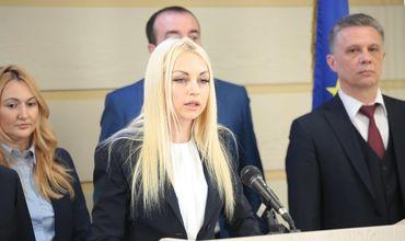 Марина Таубер выдвинута на пост главы Комиссии по правам человека.