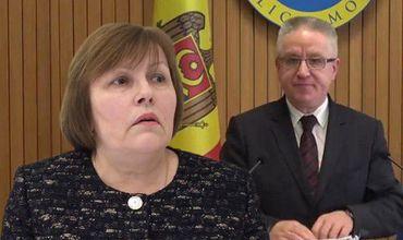 Депутат ACUM подвергла критике Бориса Гэлкэ.