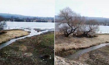 В городе вынуждены ежедневно сливать в реку Днестр более 3 000 кубометров нечистот.