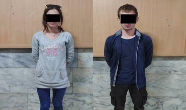 Жители Флорешт и Страшен задержаны за кражу из дома в столице.
