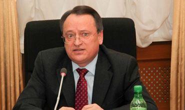 Председатель Национальной комиссии по финансовому рынку Валерий Кицан.