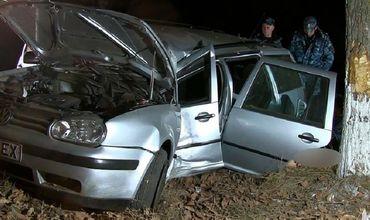 Серьёзная авария в Тирасполе: водитель погиб, его жена в больнице