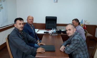 Турецкие предприниматели заинтересованы в открытии молочной фермы в Гагаузии
