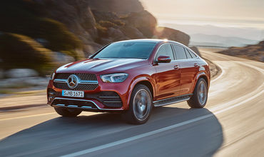 Новый Mercedes GLE Coupe научился понимать живую речь.