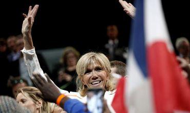 Prima biografie a lui Brigitte Macron va fi publicată pe 17 ianuarie