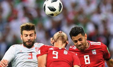 Испания с минимальным счетом обыграла Иран в матче ЧМ-2018