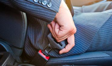 НИП оштрафовал 2 600 водителей за непристегнутый ремень безопасности