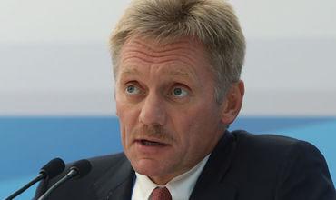 Пресс-секретарь главы государства России Дмитрия Пескова.