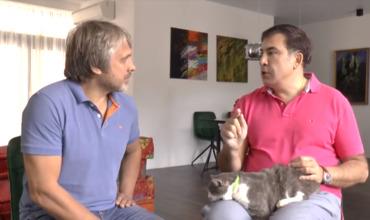 Саакашвили: Дебильные законы нельзя соблюдать