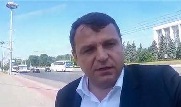 Министр внутренних дел Андрей Нэстасе.