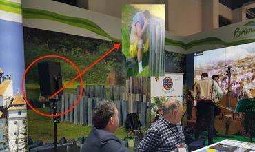 Detaliul neplăcut surprins într-o fotografie de prezentare a României. Foto: digi24.ro